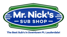 Mr. Nick's Sub Shoppe